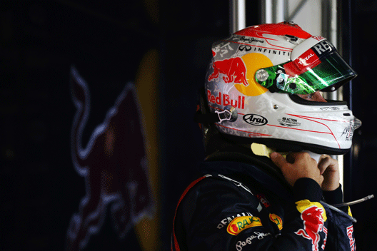 Sebastian Vettel - Red Bull - GP Japon