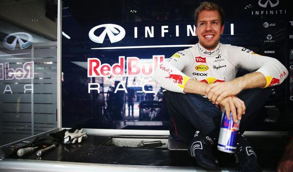 Sebastian Vettel - Red Bull - India 2013
