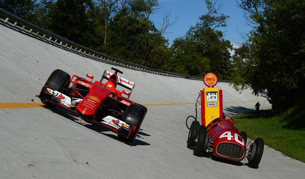El secreto de Ferrari está en el combustible