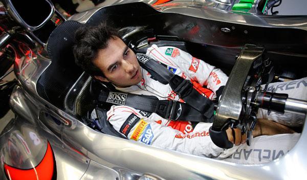 Sergio Pérez - McLaren