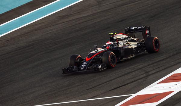 Test Abu Dhabi 2015: Mclaren lidera la jornada