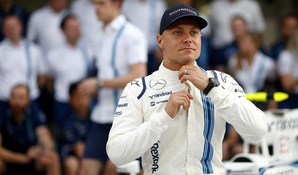 Valtteri Bottas ya tiene asiento en Mercedes