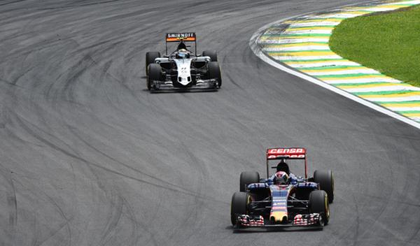 Verstappen se inspiró en Räikkönen para adelantar en Brasil