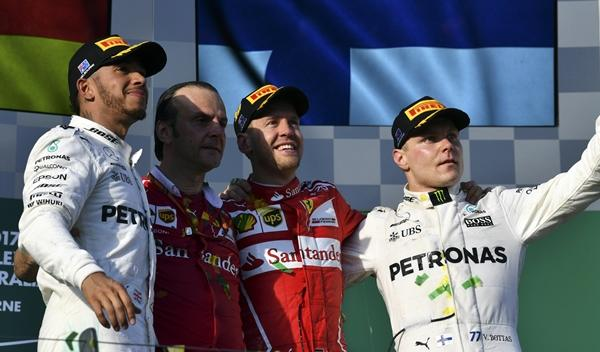 Vettel y Hamilton, la batalla de los siete mundiales