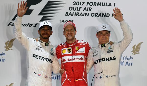 "Vettel: ""no hemos permitido que Mercedes se escape"""