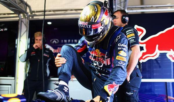 Vettel - Red Bull - Alemania 2013