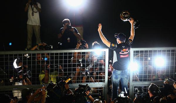 Vettel - Red Bull - Japón 2013