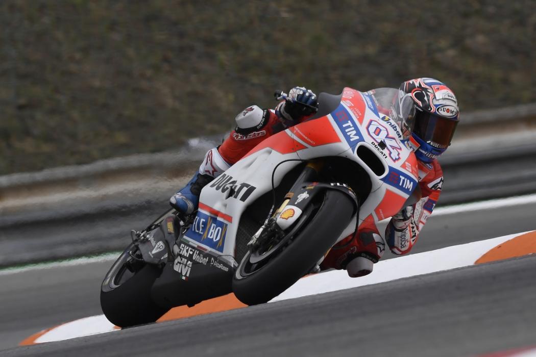 Andrea Dovizioso - Libres MotoGP Austria 2017