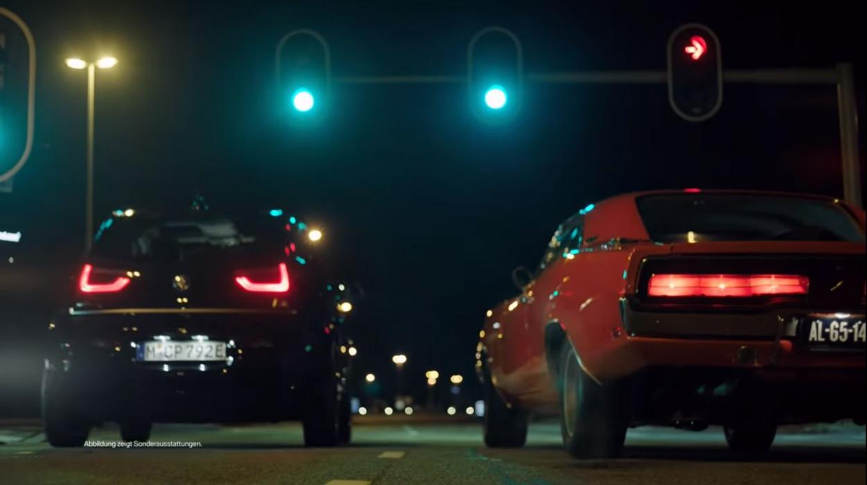 BMW i3s vs Dodge Charger