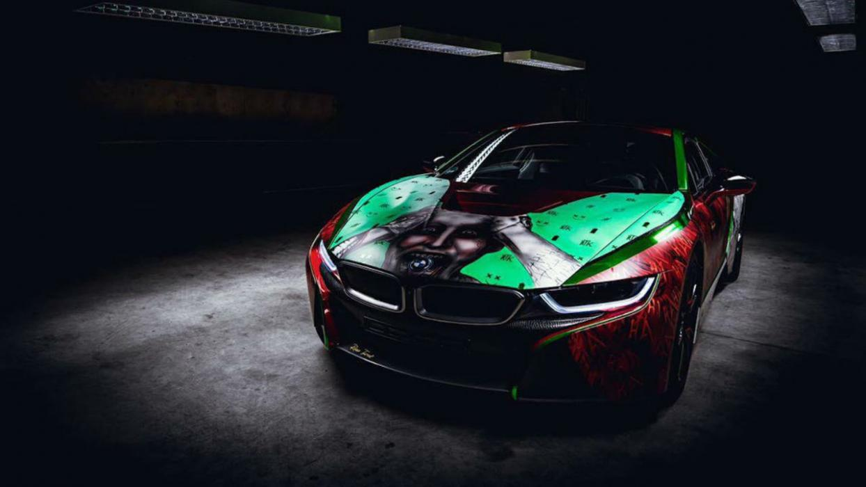 BMW i8 Joker