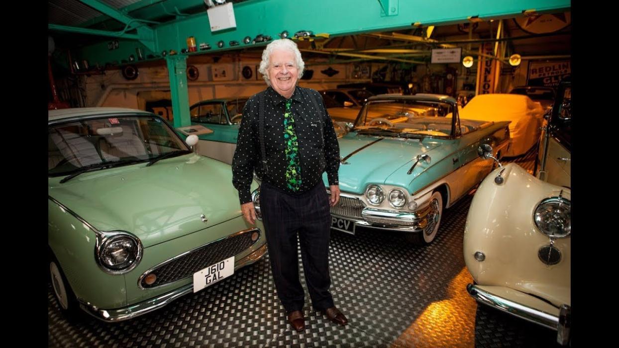 colección millonaria coches