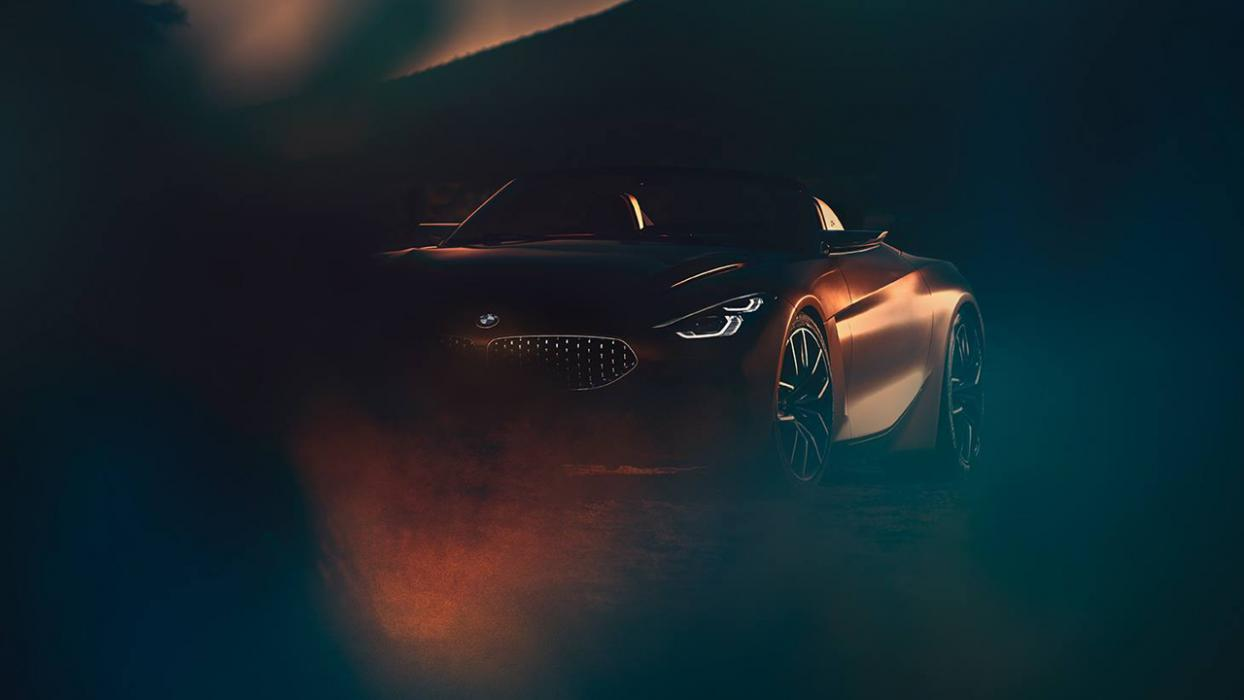Prototipo BMW Z4