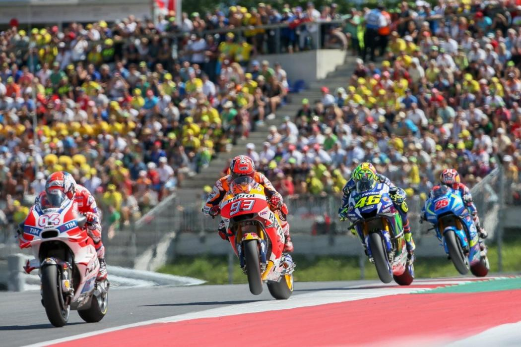 Previa MotoGP Austria 2017