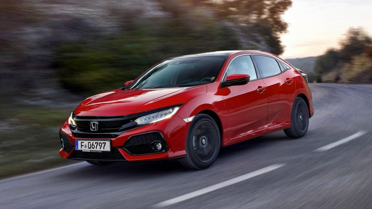 prueba Honda Civic 5p 1.5 182 CV Sport