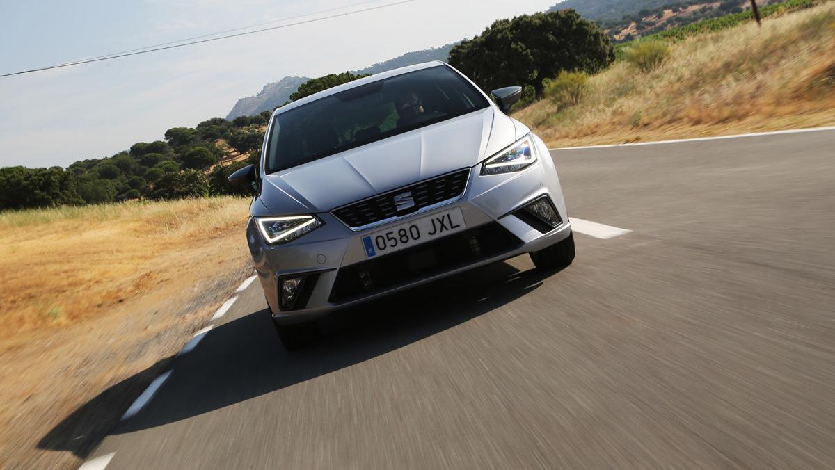 Prueba Seat Ibiza 2017 1.0 TSI 115 CV (VIII)