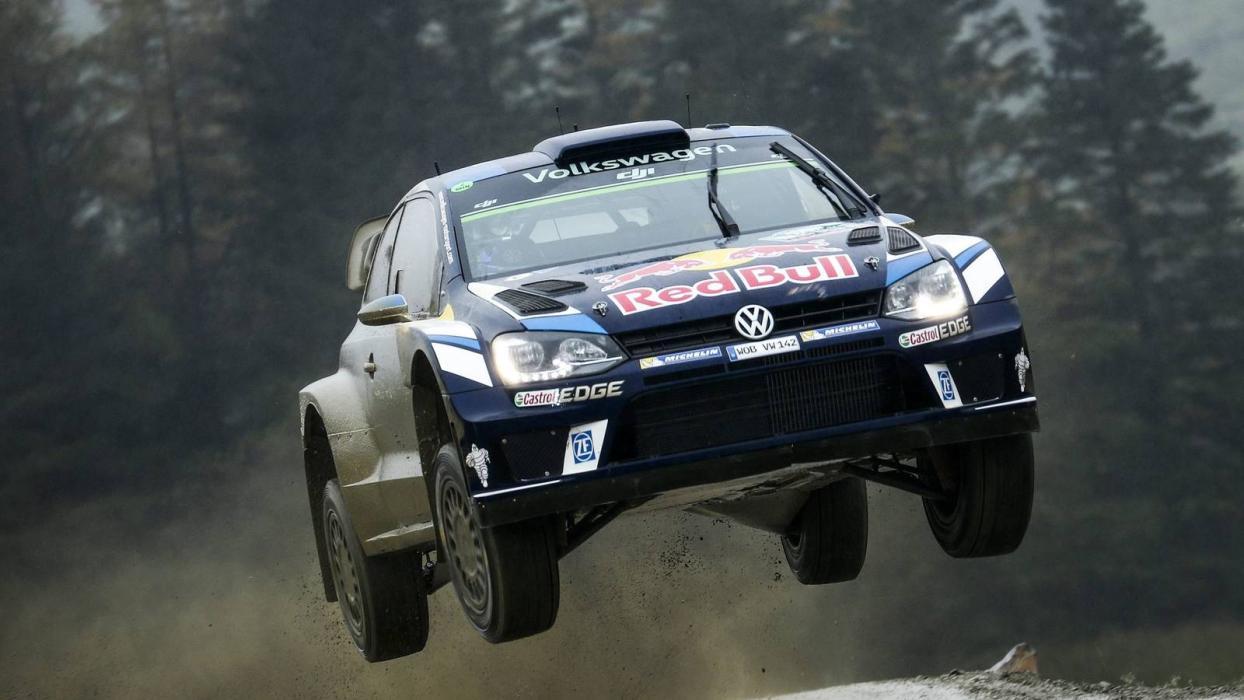 Rallycross electricos