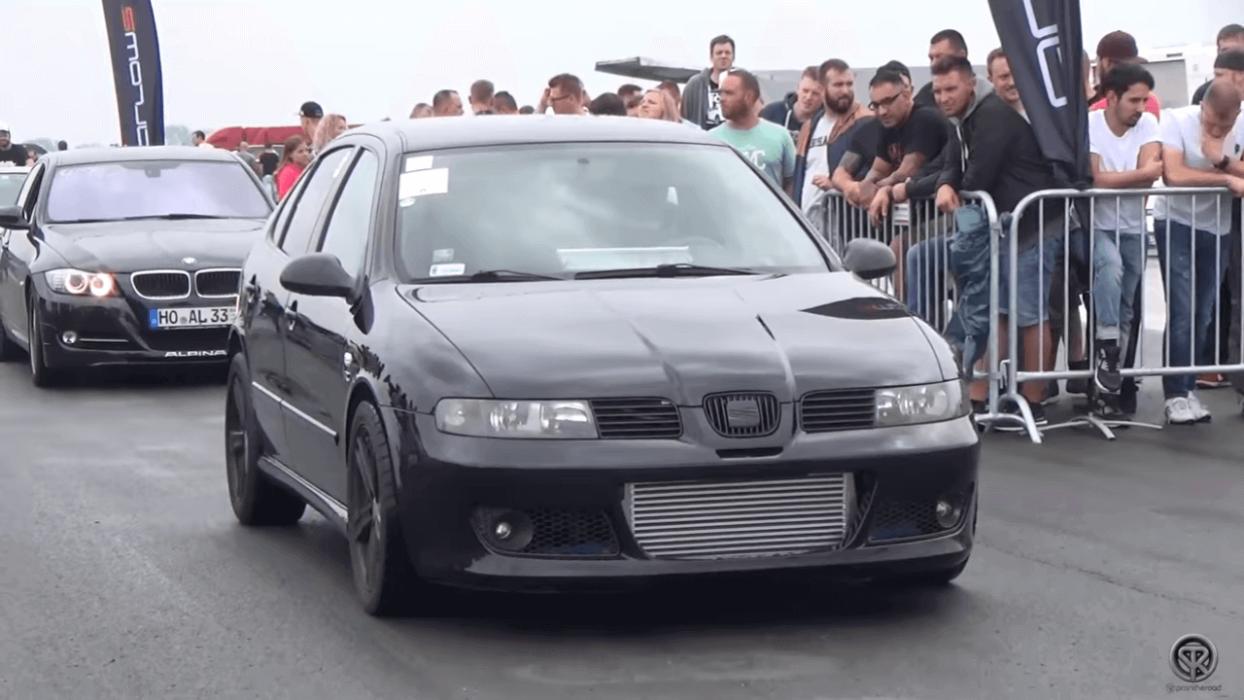 Seat León Cupra 500 CV