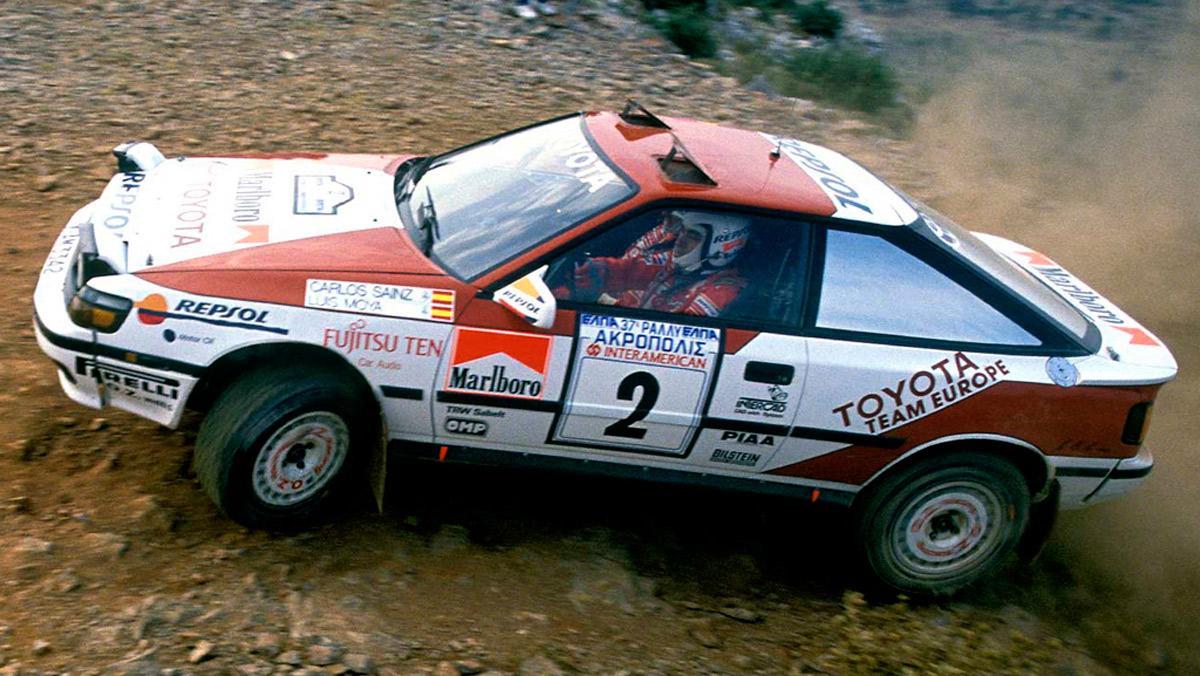 Toyota Celica (I)