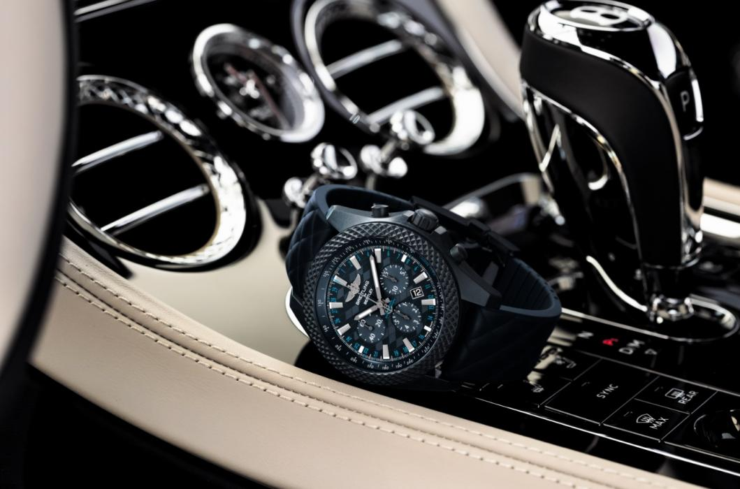 Breitling for Bentley GT Dark Sapphire Edition: nuevo reloj Bentley