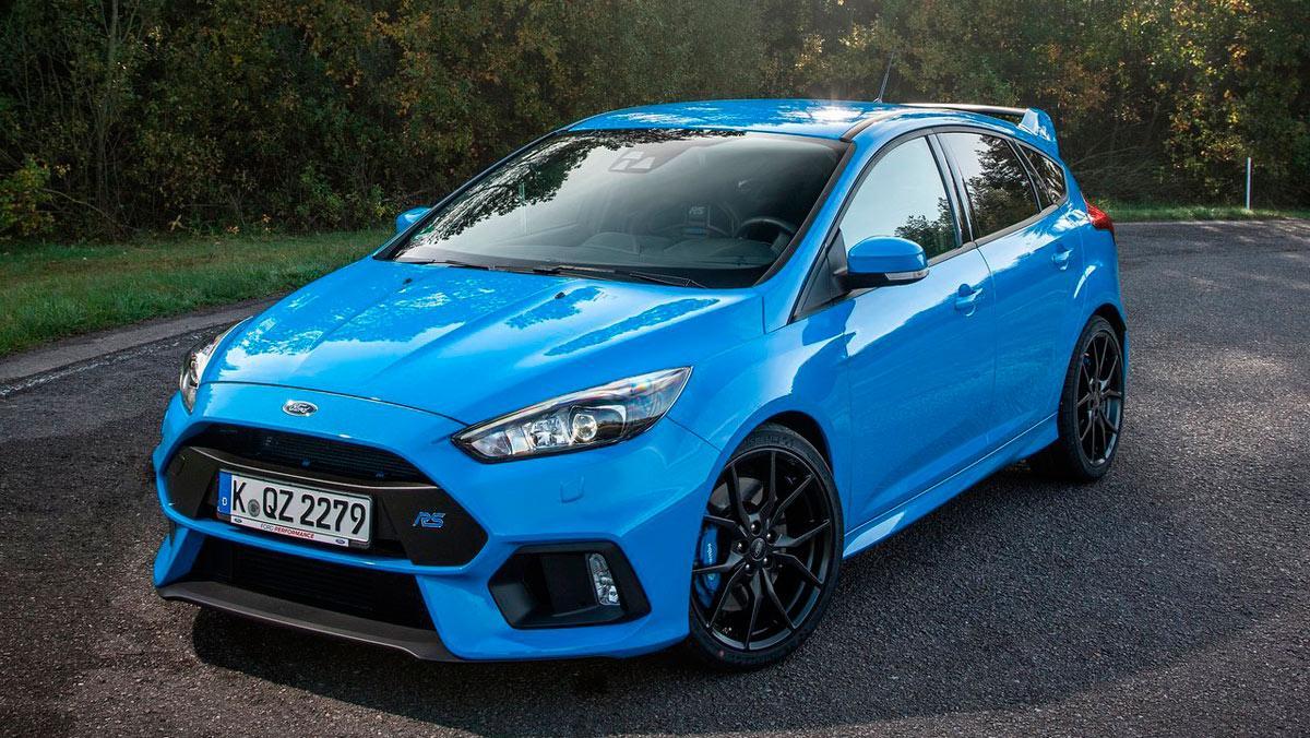 Coches para carreteras secundarias: Ford Focus RS (I)