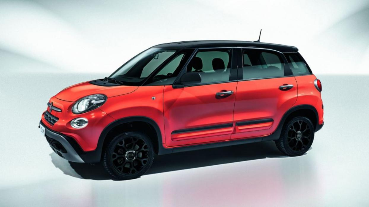 Fiat 500L City Cross 2018