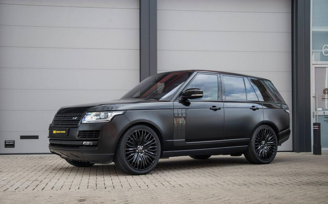 Land Rover Range Rover by Absolute Motors