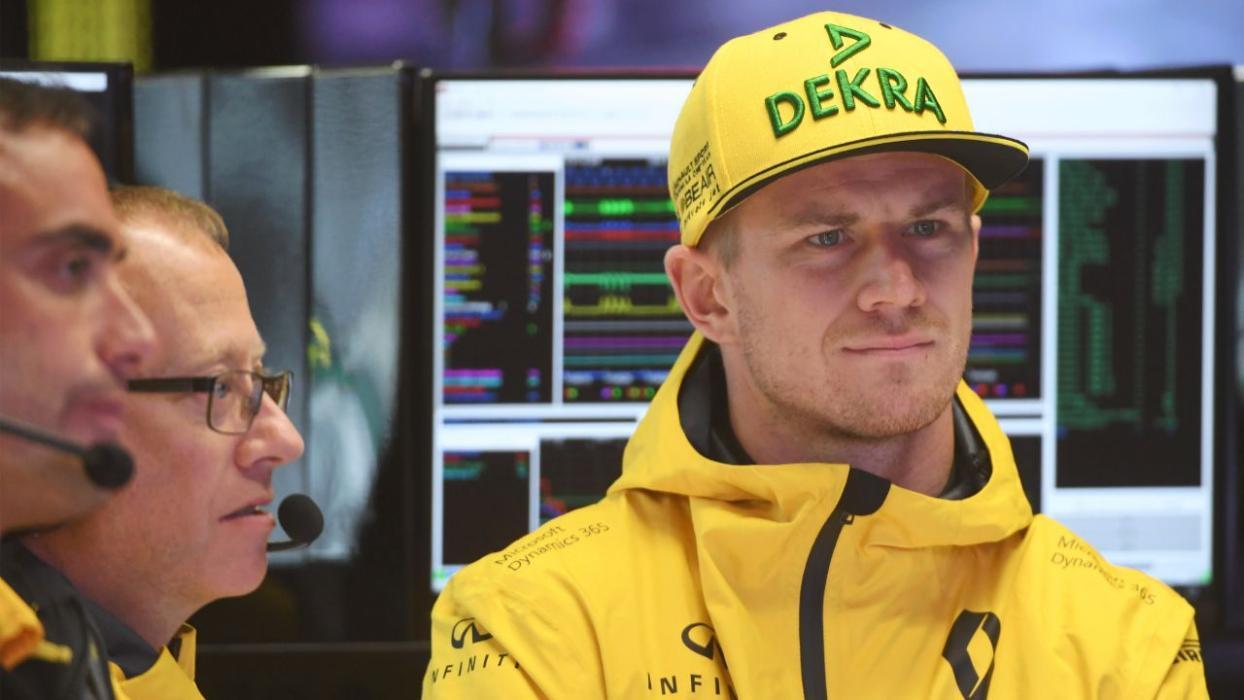 Nico Hulkenberg, piloto Renault