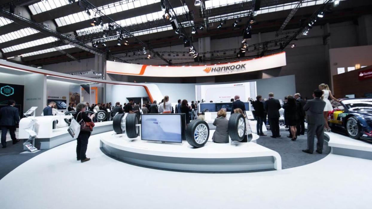 Novedades Hankook Salón de Frankfurt 2017