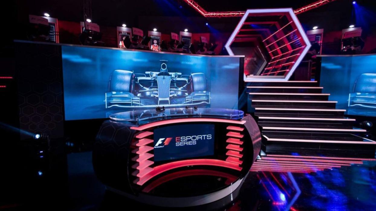 Campeonato F1 virtual