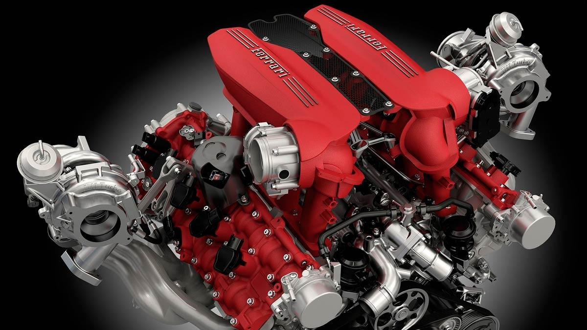 Mejores motores biturbo deportivo lujo