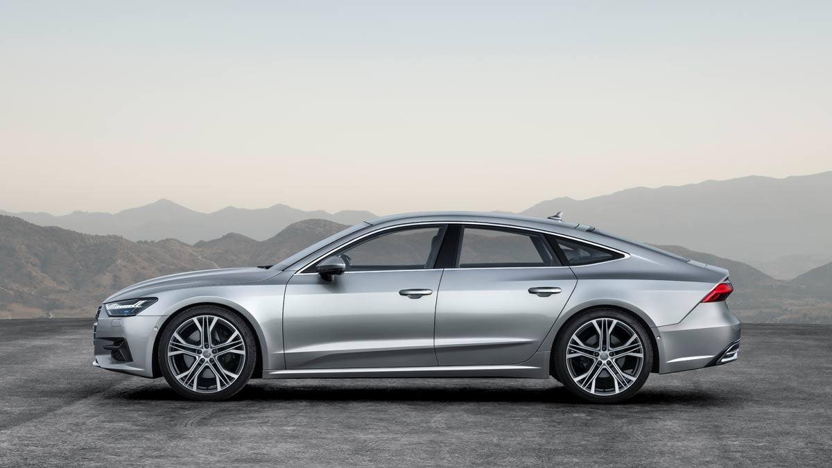 Prueba Del Audi A7 Autobild Es