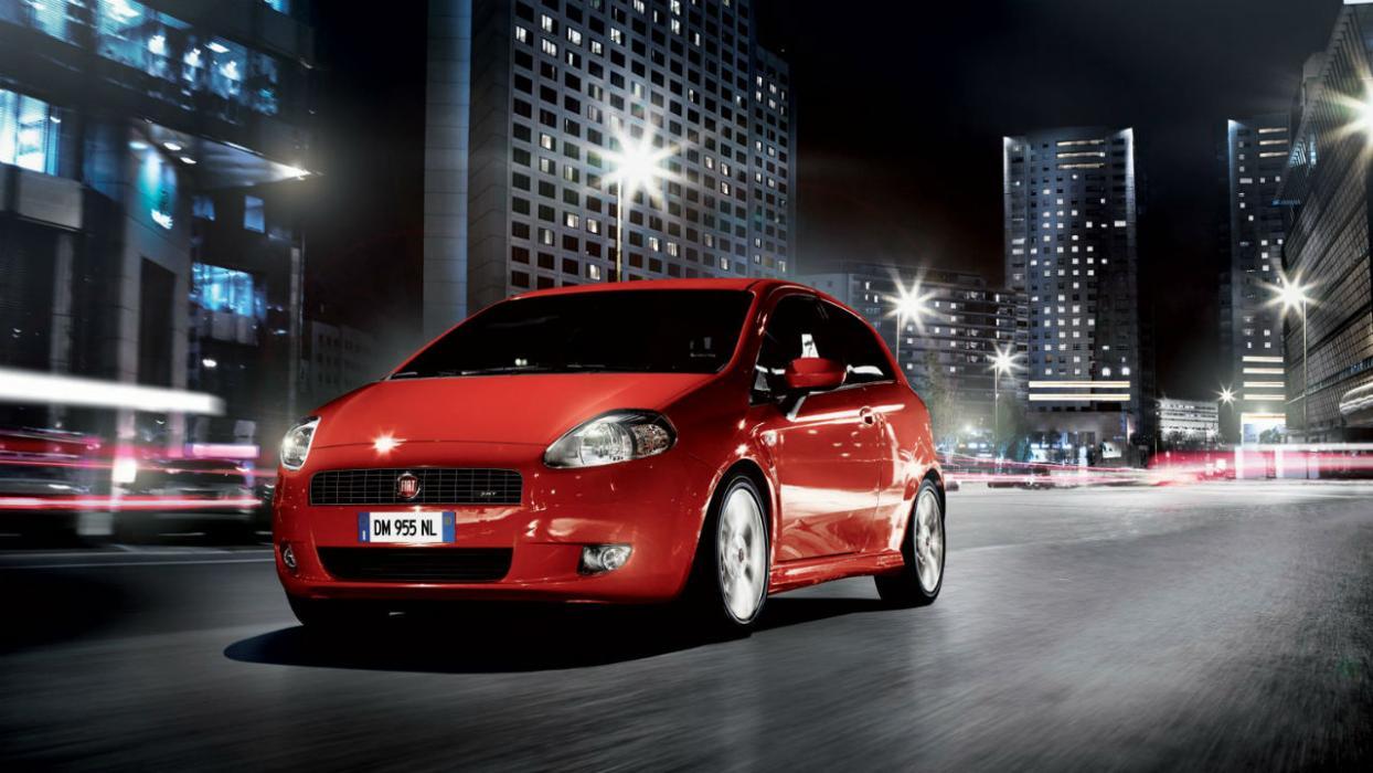 Los 5 mejores coches de segunda mano por 4000 euros: Fiat Punto