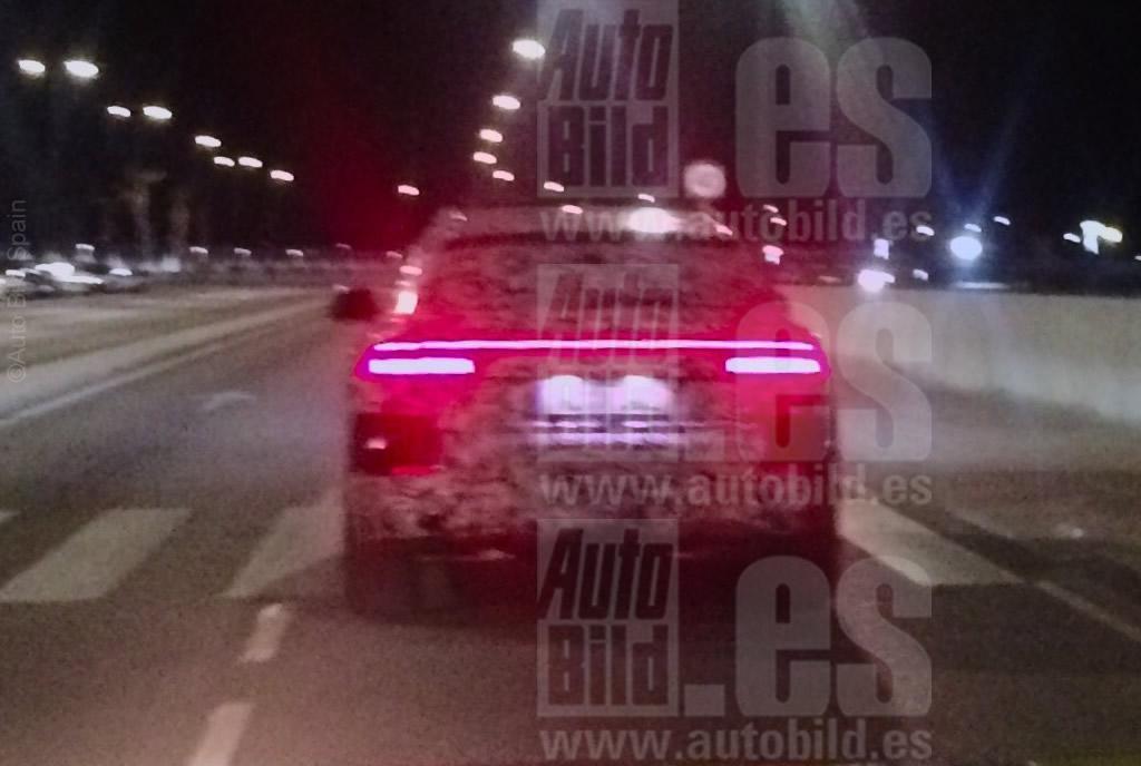 Audi Q8: pilotos traseros