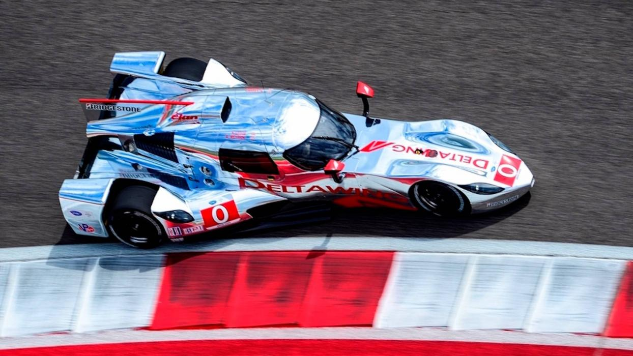 DeltaWing Coupe