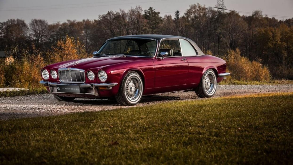 Jaguar XJ Coupé by Carlex Design