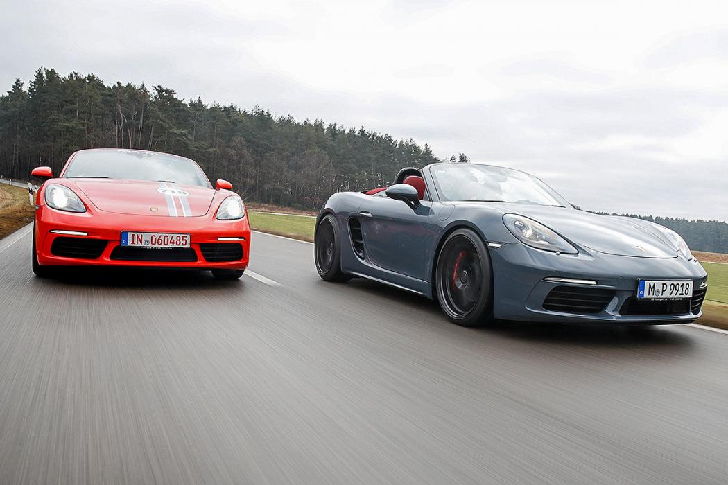 MTM 718 Boxster S/TTP 718 Boxster S
