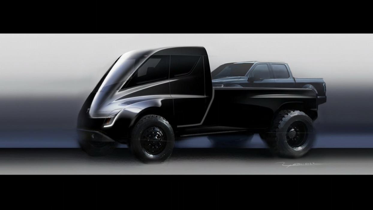 Pick-up de Tesla