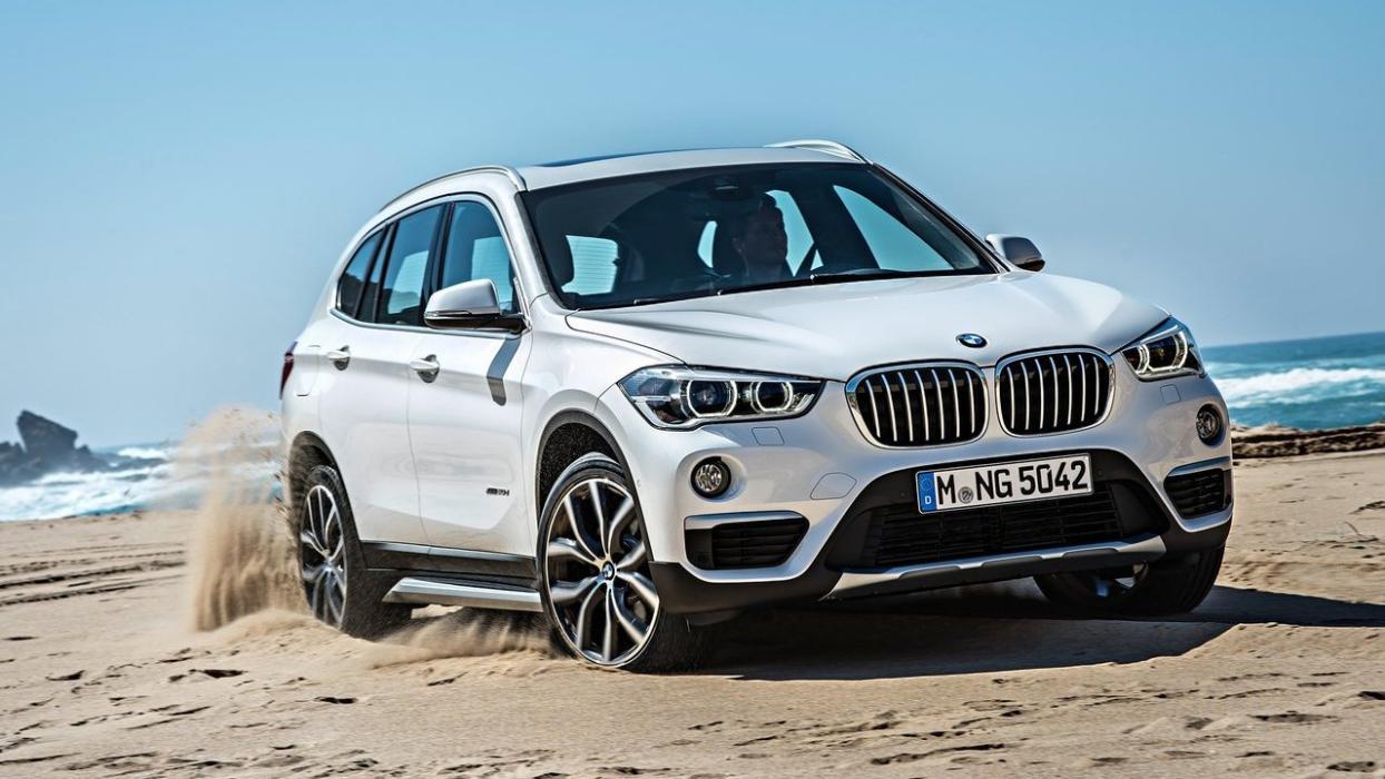 Precio BMW X1 2017