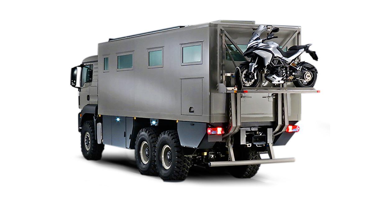 Action mobil: misión pesada