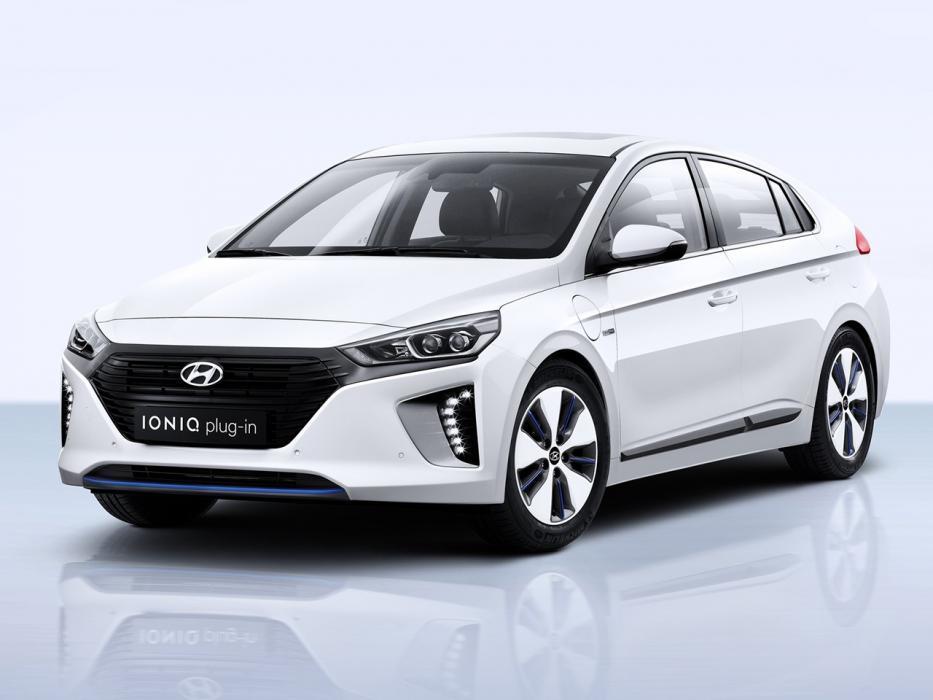 Hyundai Ioniq, elegido Women's World Car Of The Year 2017