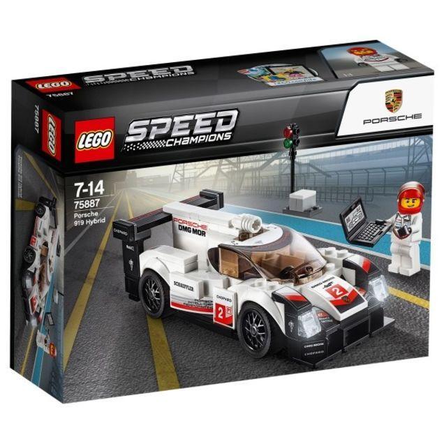 Lego 'Speed Champions'