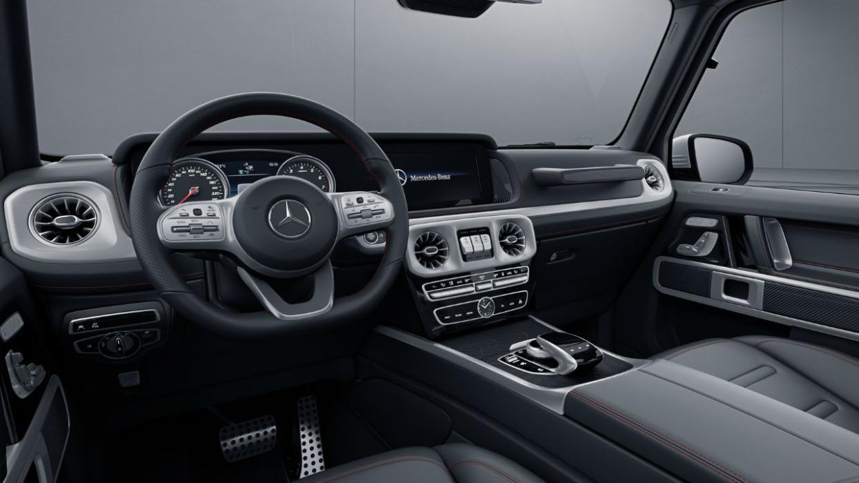 Mercedes Clase G 2018 AMG Line