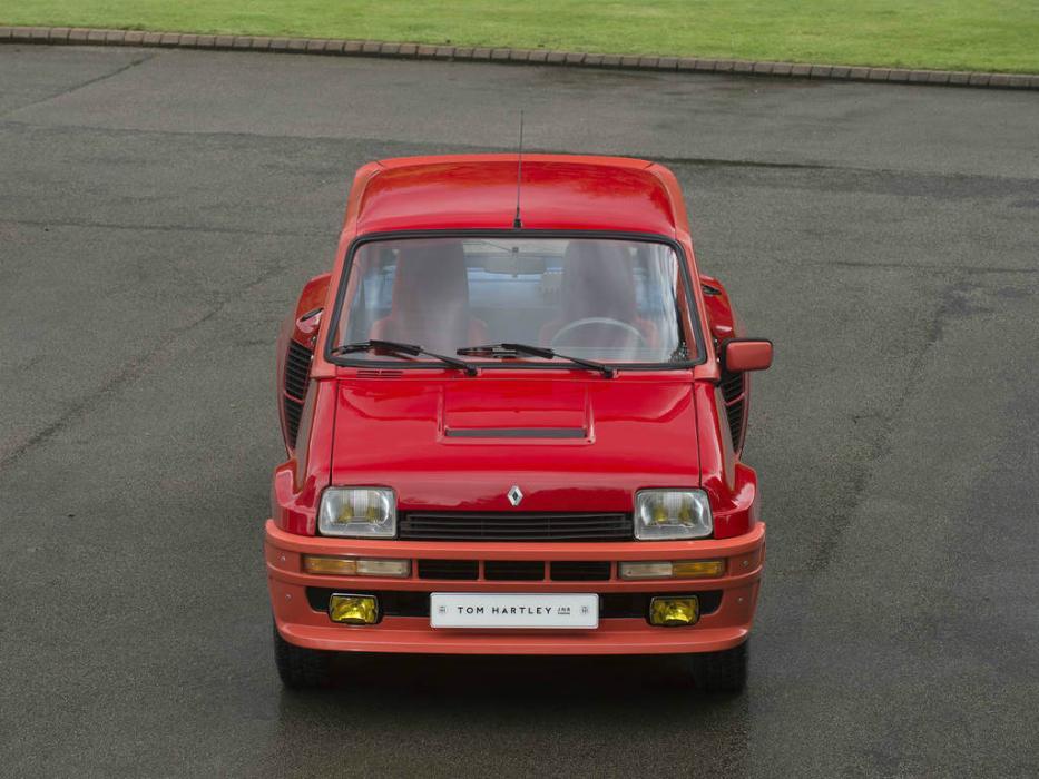 Renault 5 turbo 1 de Enzo Ferrari