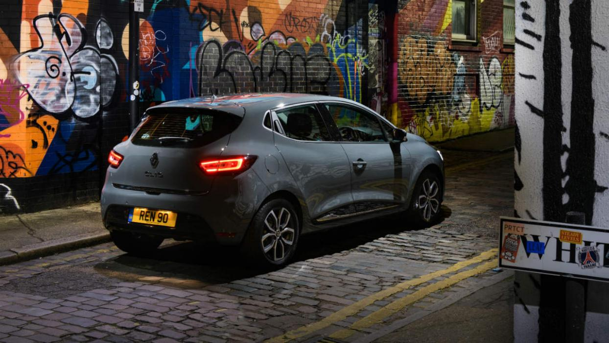 Renault Clio Urban Nav Special Edition