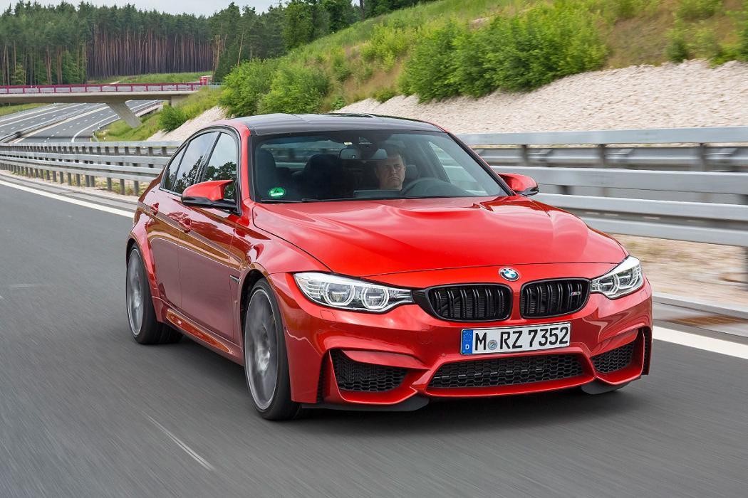 Test de los 100.000 km en un BMW M3