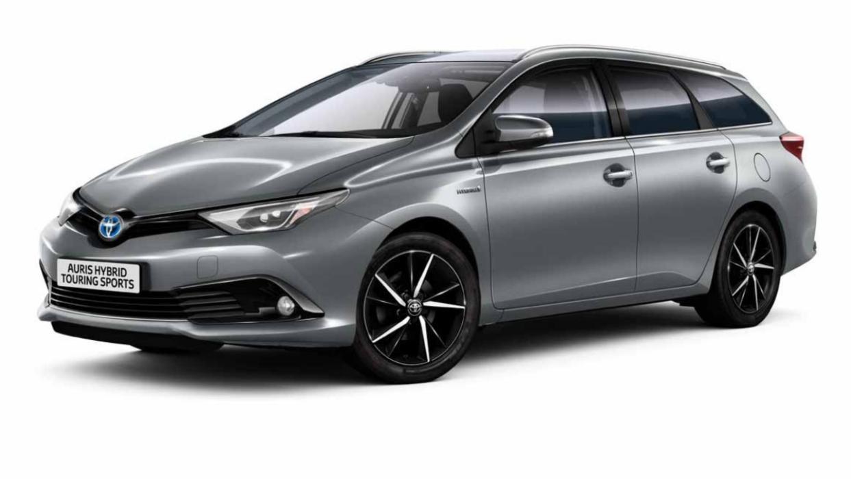 Toyota Auris Touring Sports 2018
