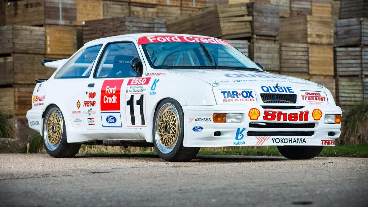 Ford Sierra Cosworth RS500 Grupo A de 1990
