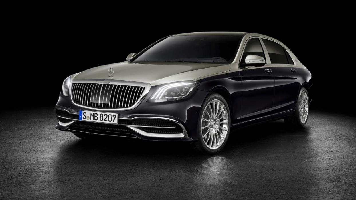 Mercedes-Maybach Clase S 2018