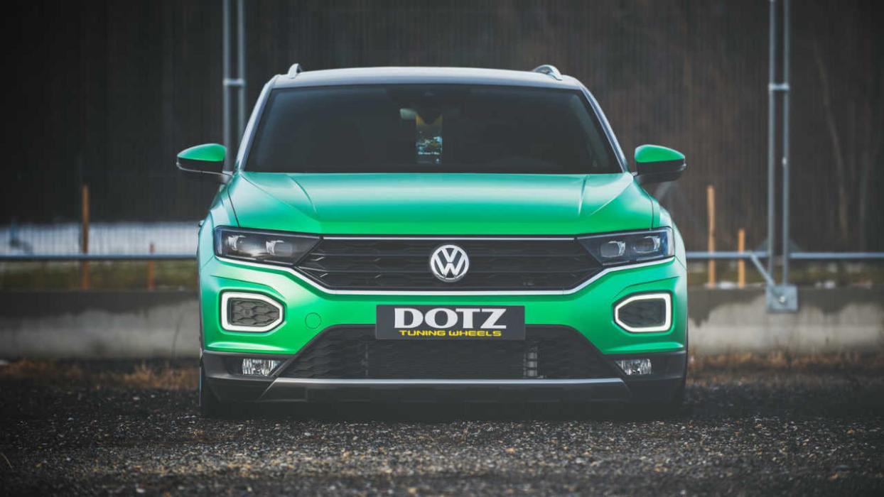 Volkswagen T-Roc LowRider