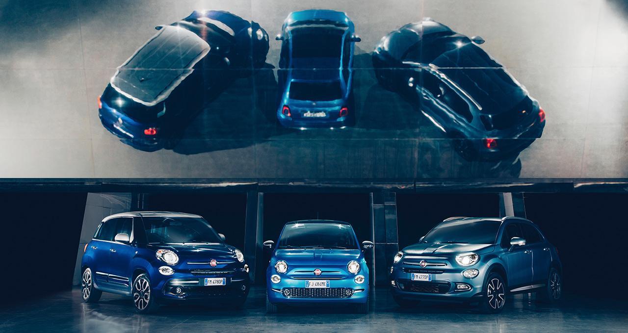 Fiat, en el Salón de Ginebra 2018